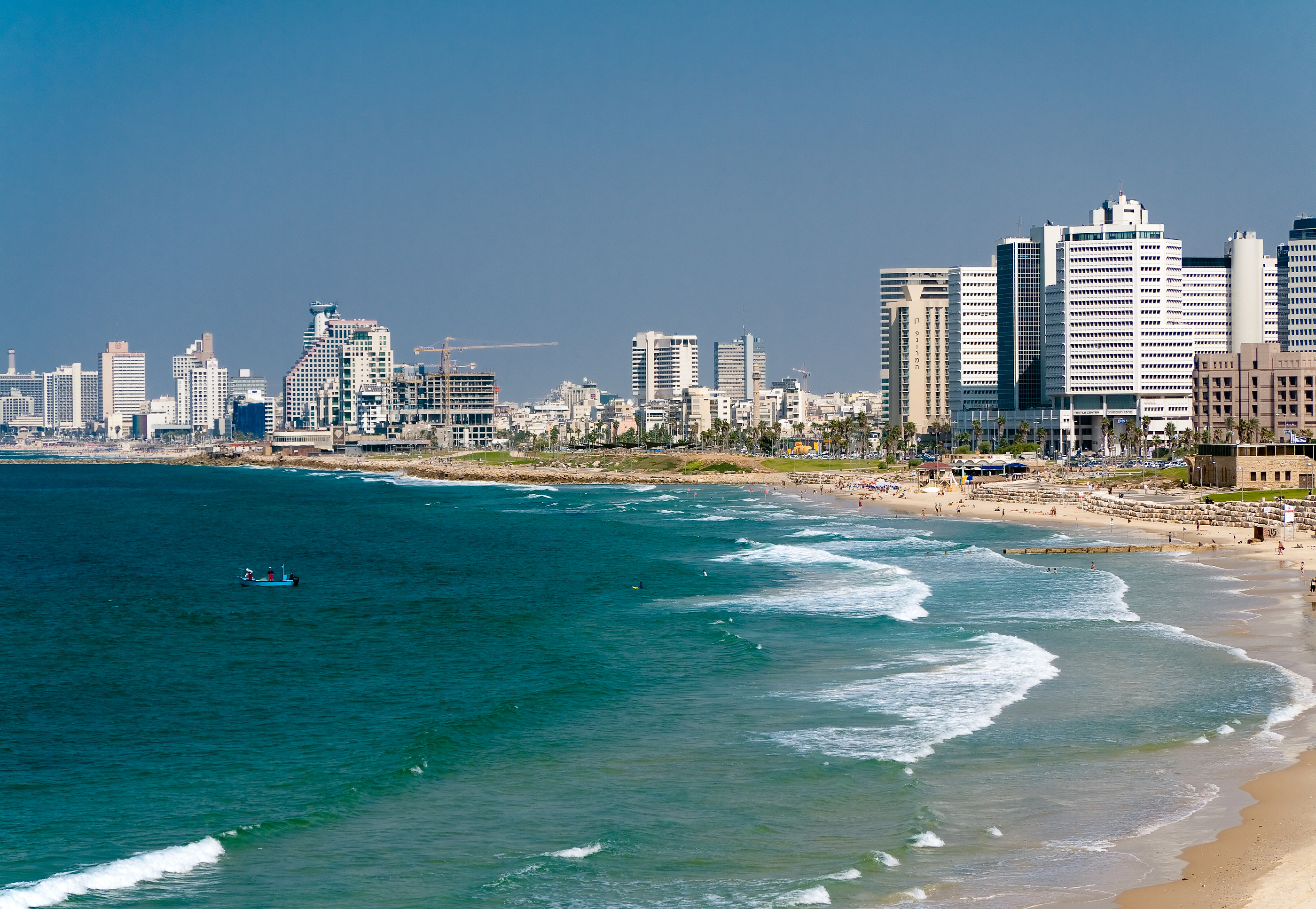 виды израиля обои для рабочего стола № 739736 бесплатно